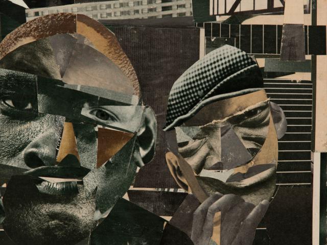 Pittsburgh Memory von Romare Bearden, 1964, Collection of Halley K Harrisburg and Michael Rosenfeld, Copyright: Romare Bearden Foundation/DACS, London/VAGA, New York 2017