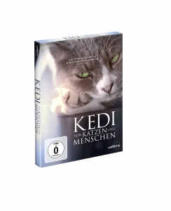 Hier sieht man ein Bild von der DVD Kedi – Von Katzen und Menschen